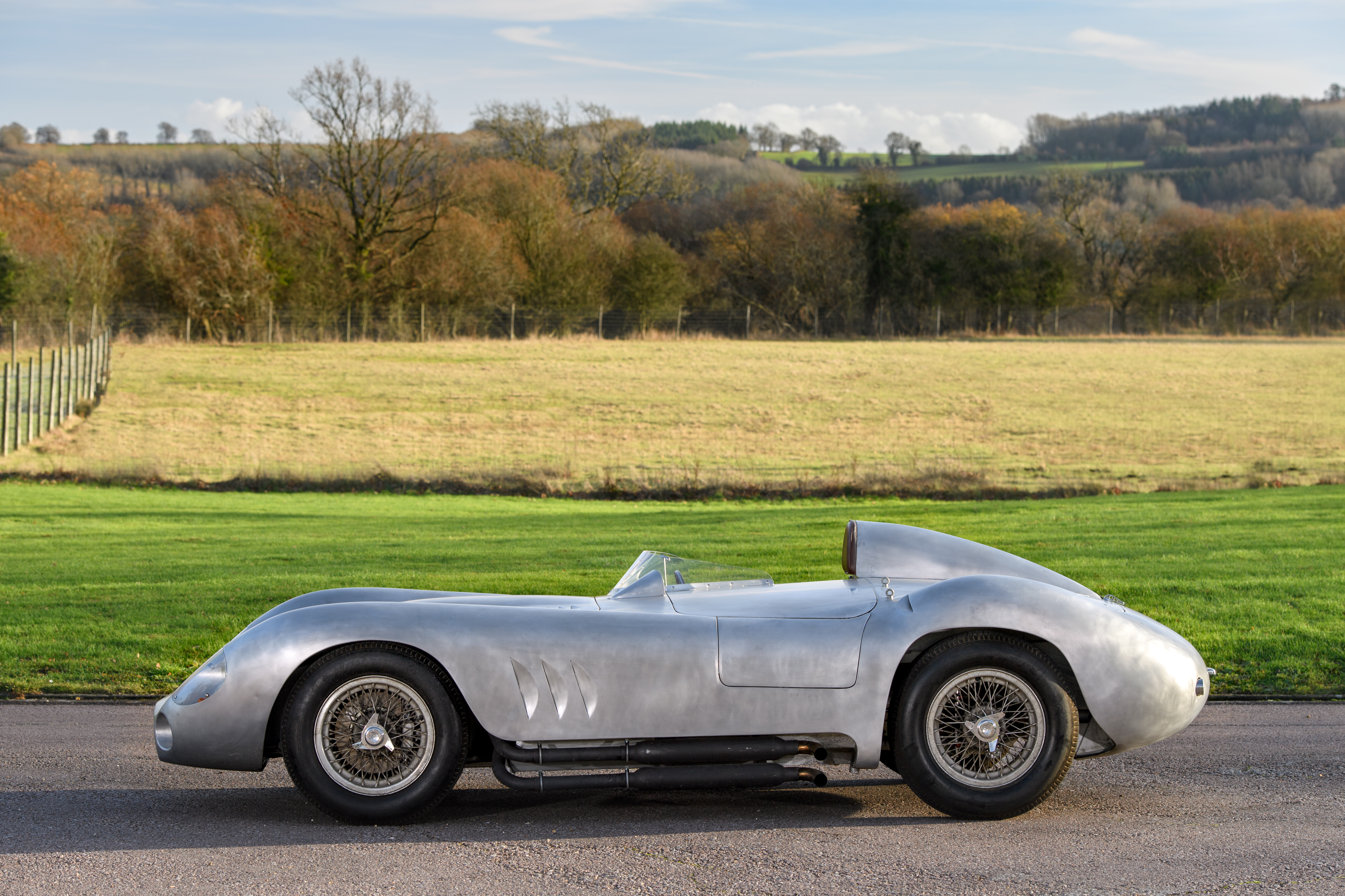 Maserati 300S Recreation