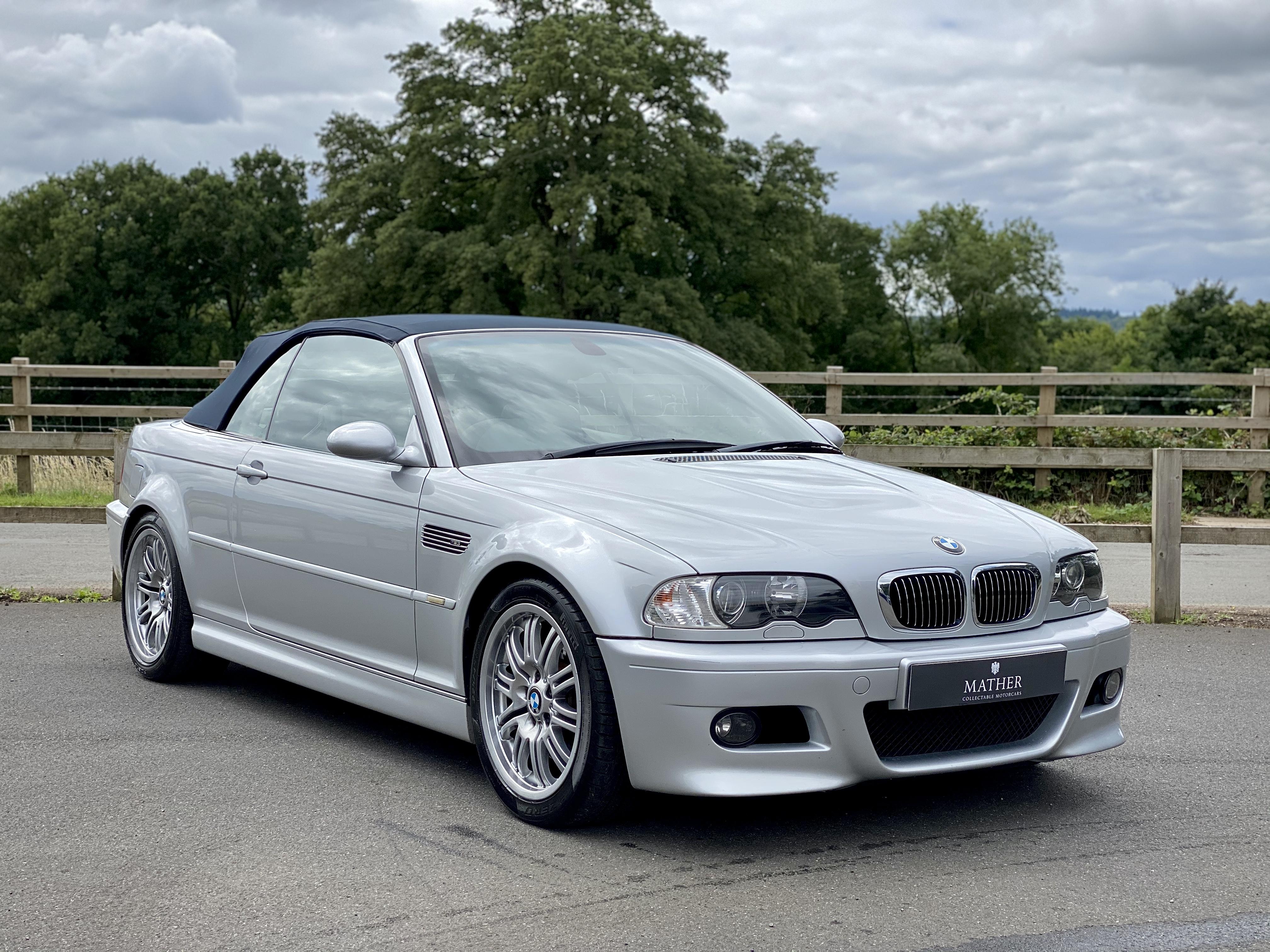 2001 BMW E46 M3