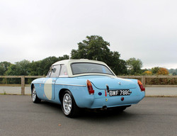 1965 MGB Historic Rally Car