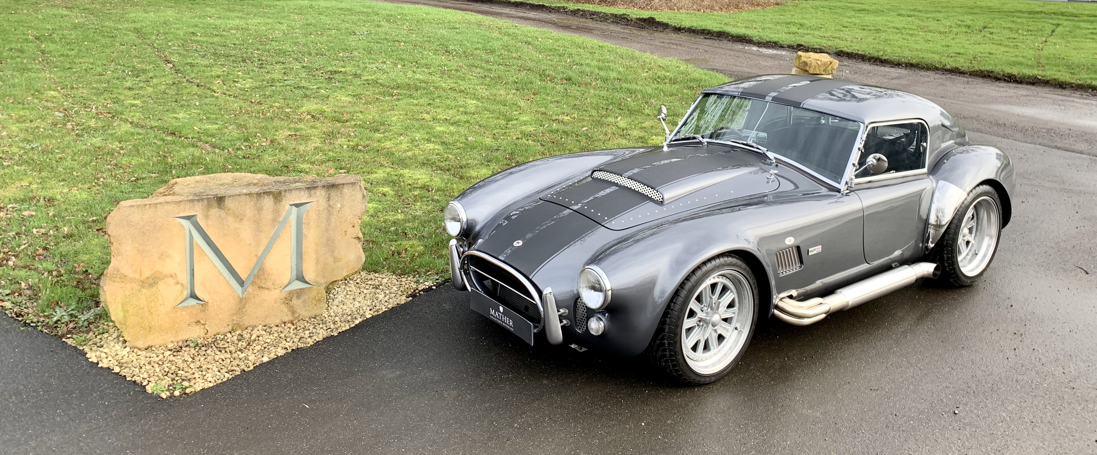 2005 AC Cobra Recreation