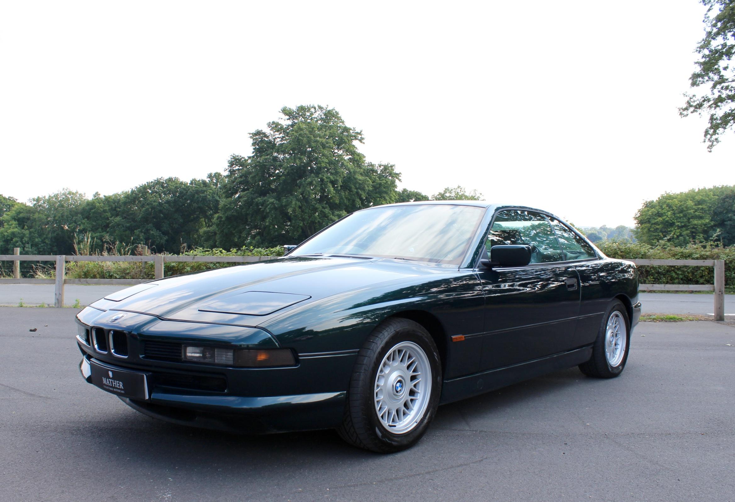 1995 BMW 84