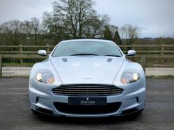 2009 Aston Martin DBS Manual
