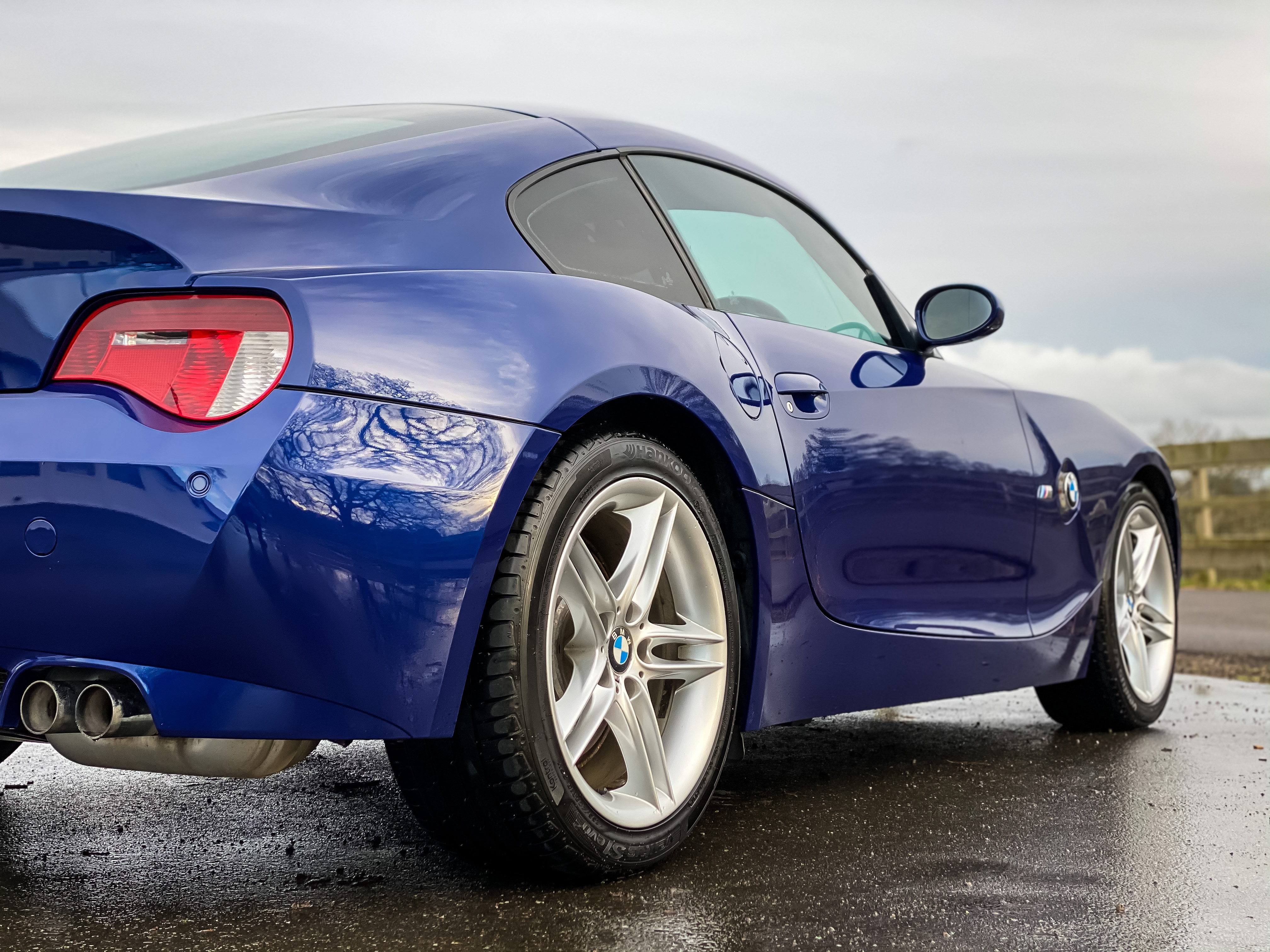 2006 BMW Z4M Coupe