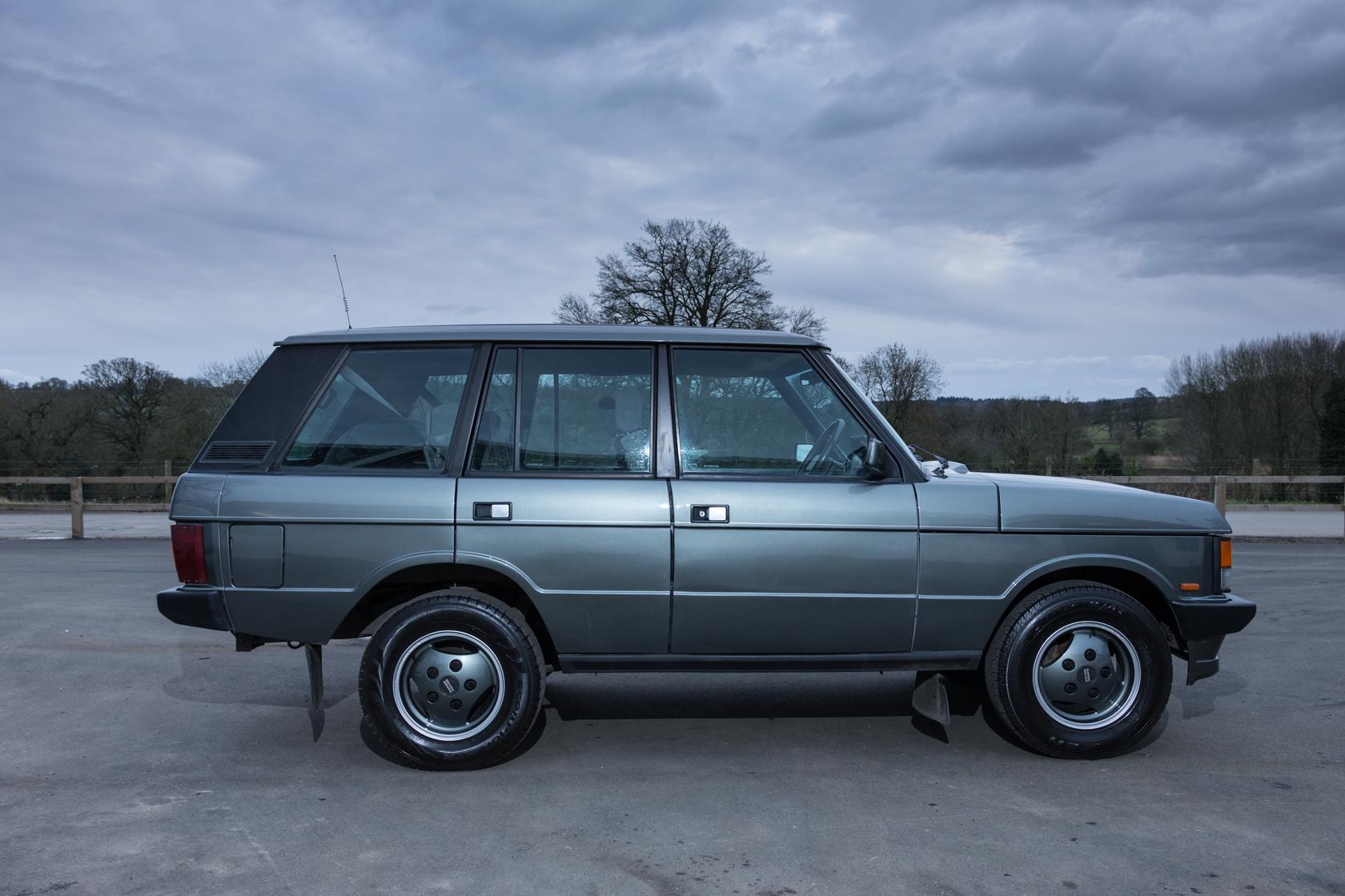 1989 Range Rover Vogue SE