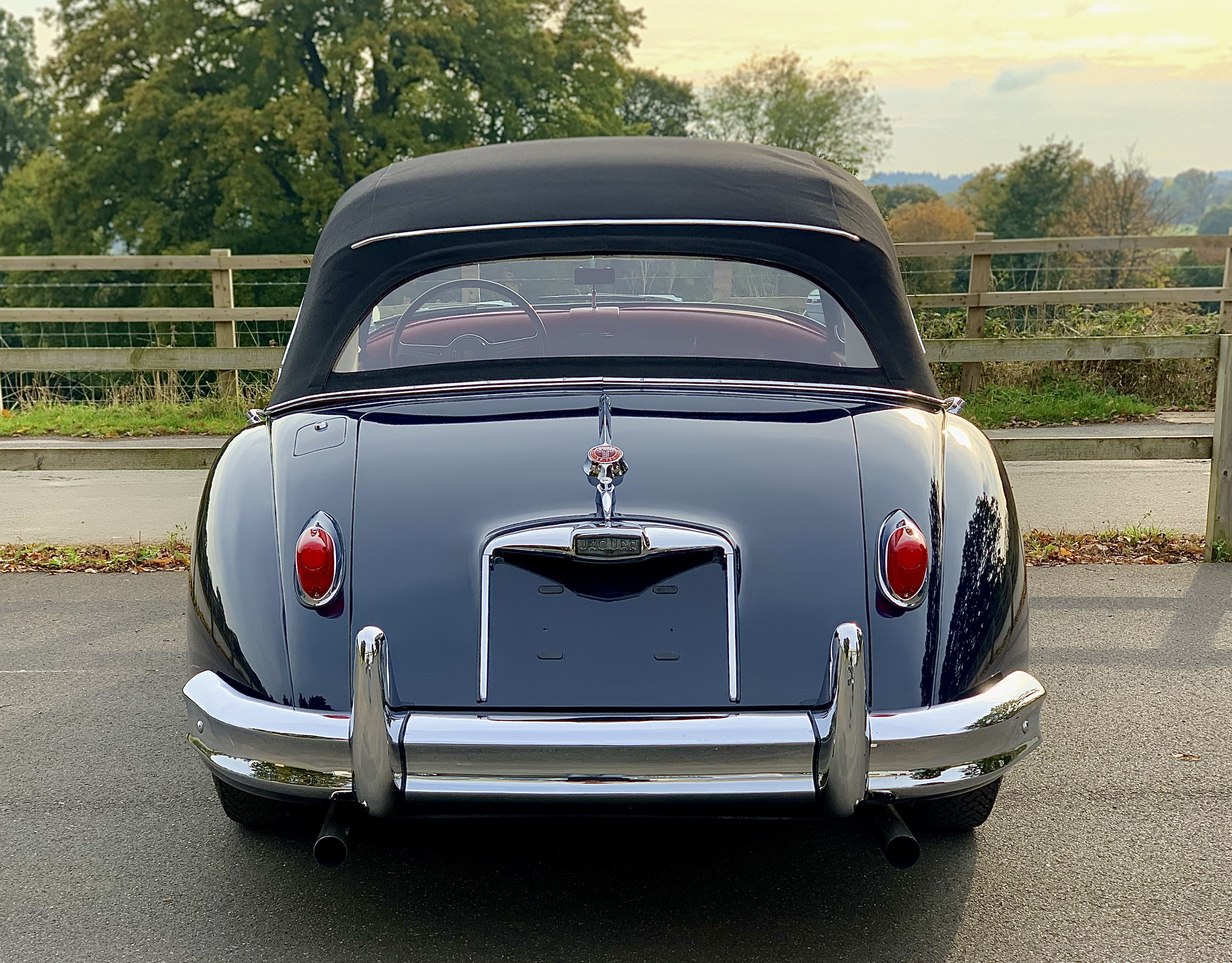 1959 Jaguar XK150 3.4 S DHC