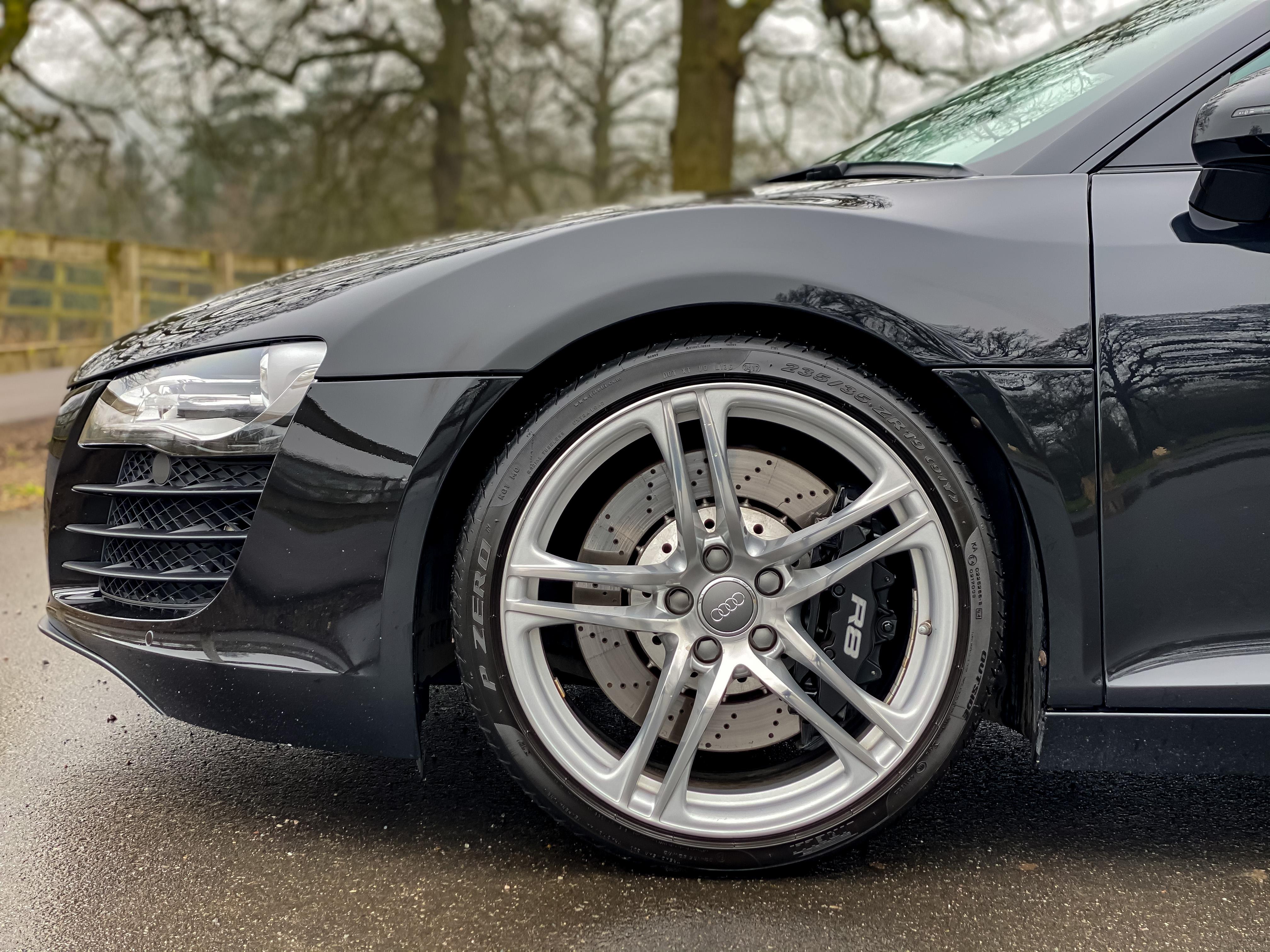 2007 Audi R8 V8 Manual