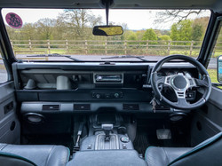 1999 Land Rover Defender 110 Overfinch 570i