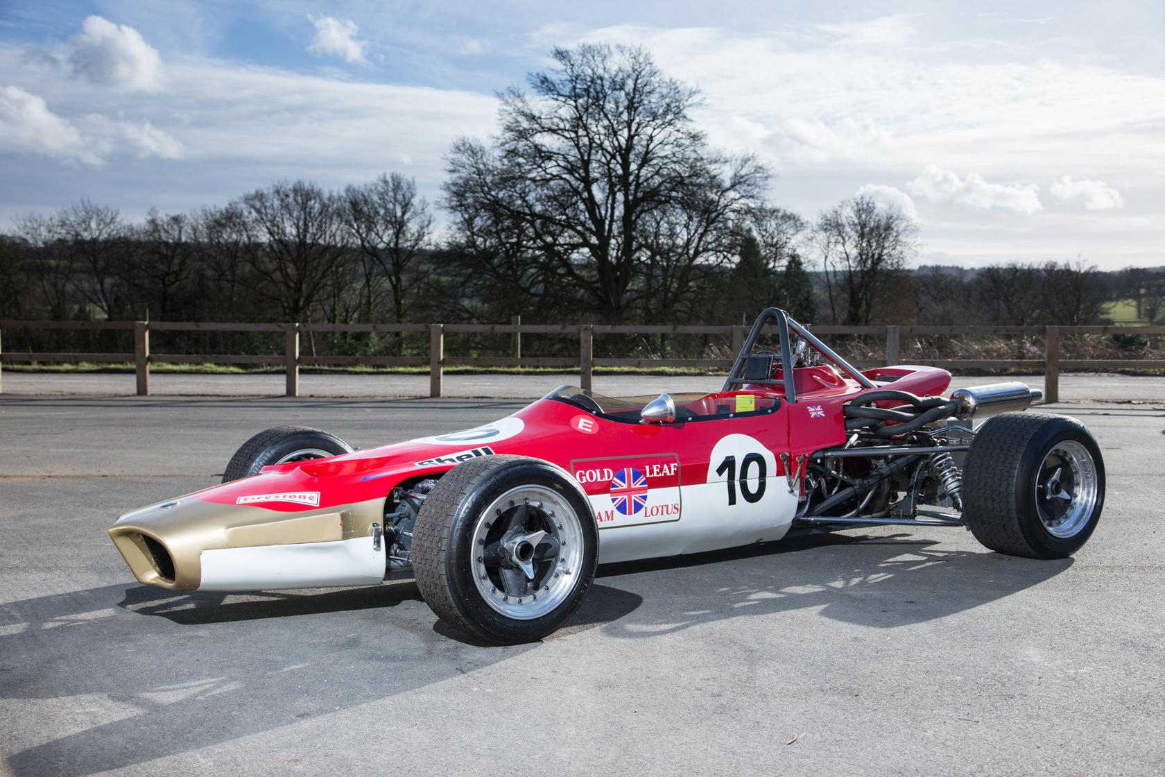 1969 Lotus 59
