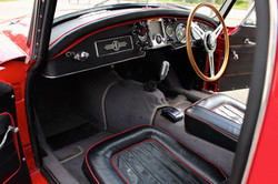 1959 MGA Twin Cam Fixed Head
