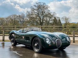 1952 Jaguar C-Type Recreation