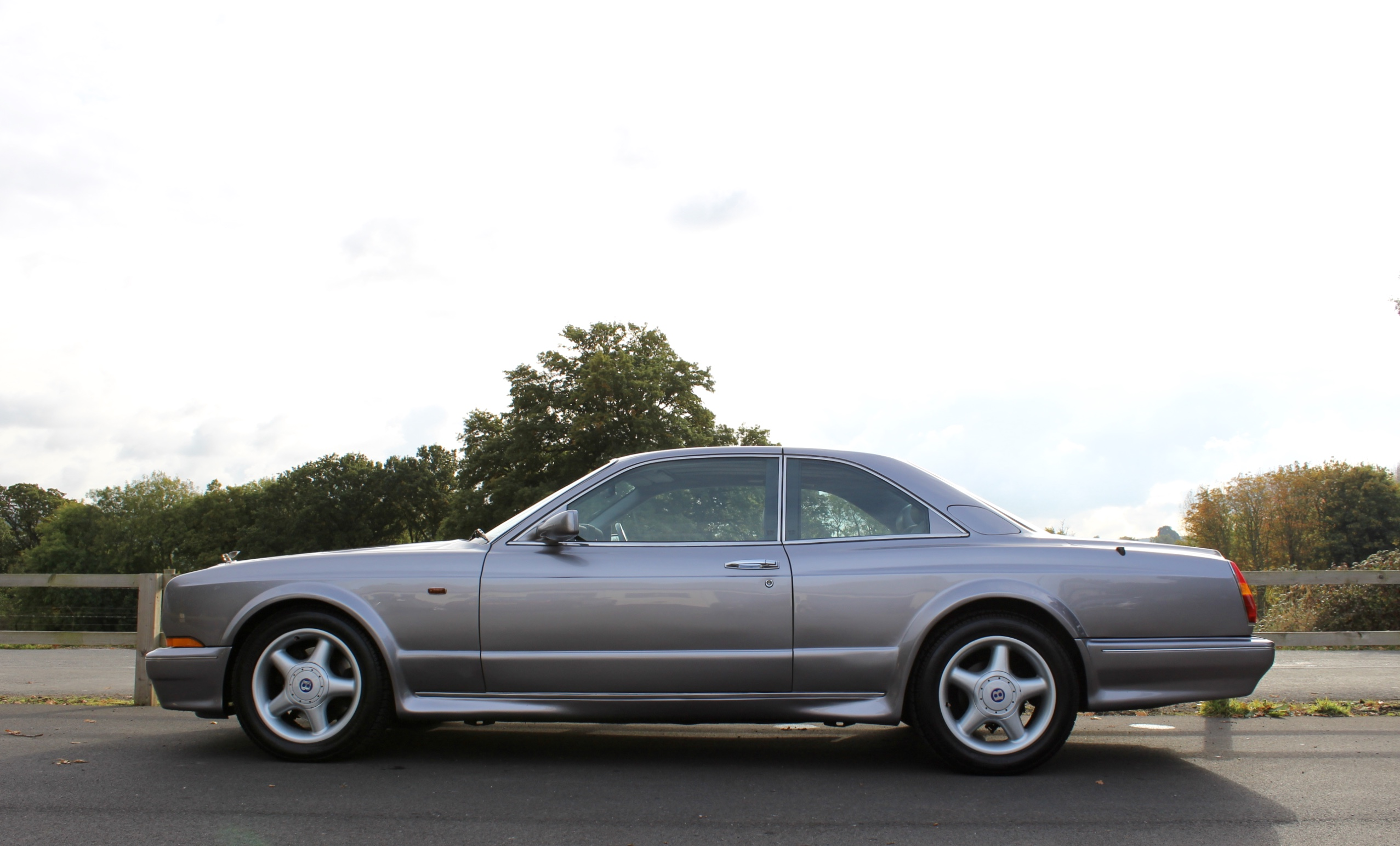 1997 Bentley Continental T