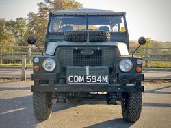 1974 Land Rover Series III Lightweight