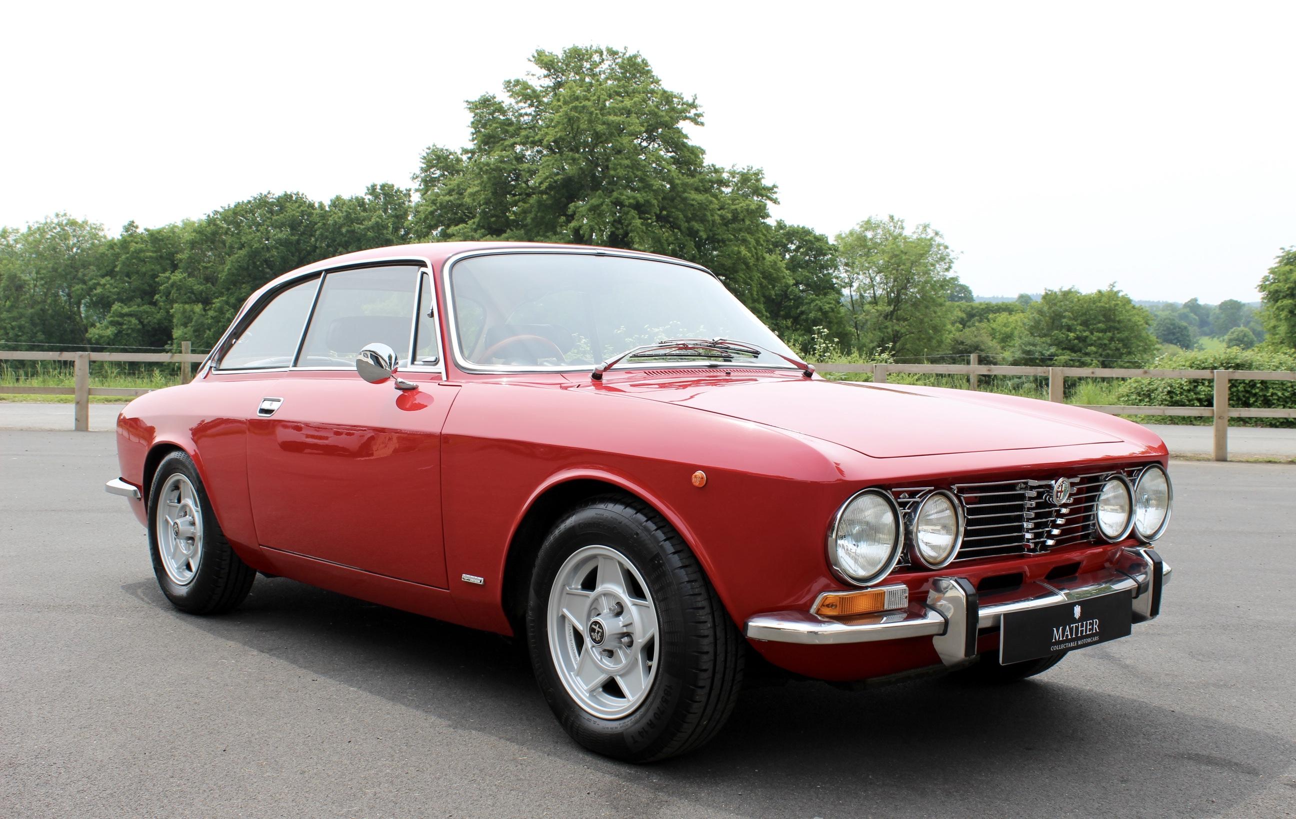 1978 Alfa Romeo 2000 GTV