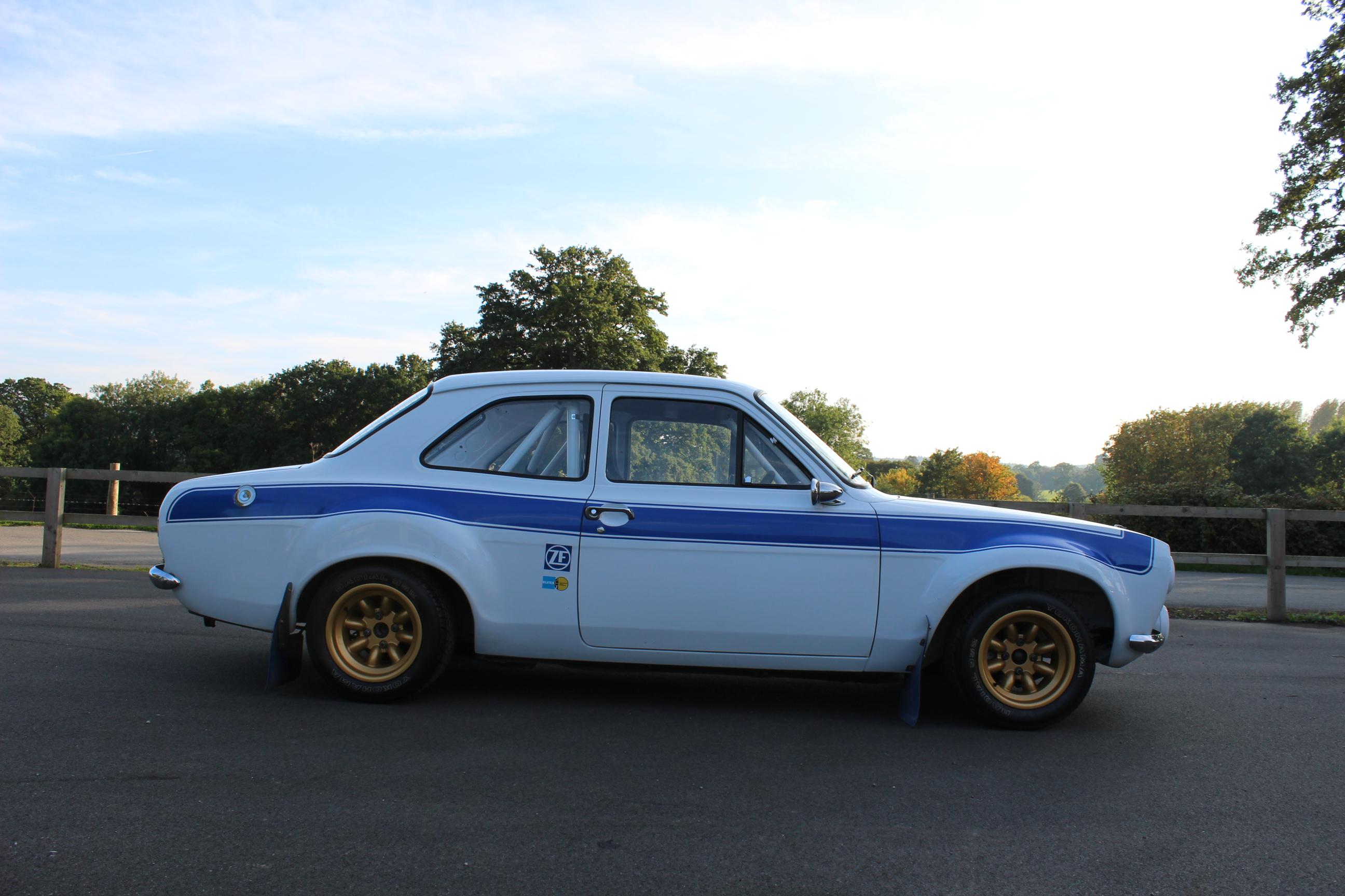 1973 Ford Escort Mk1 RS2000
