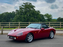 1996 TVR Griffith 500