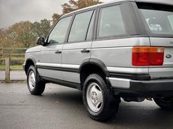 1997 Range Rover 2.5 DT