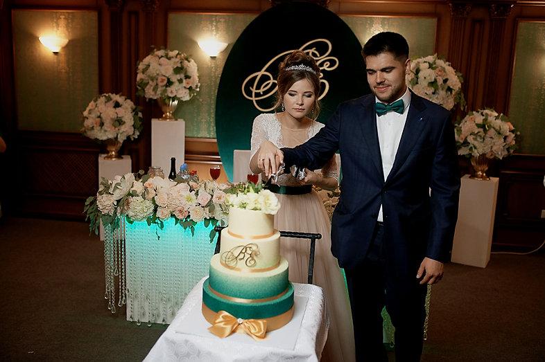 """Красивые свадебные фото в Белгороде. Студия торжеств """"ДИНАСТИЯ"""""""