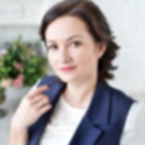 Надежда Кинаст - свадебный организатор, ведущая