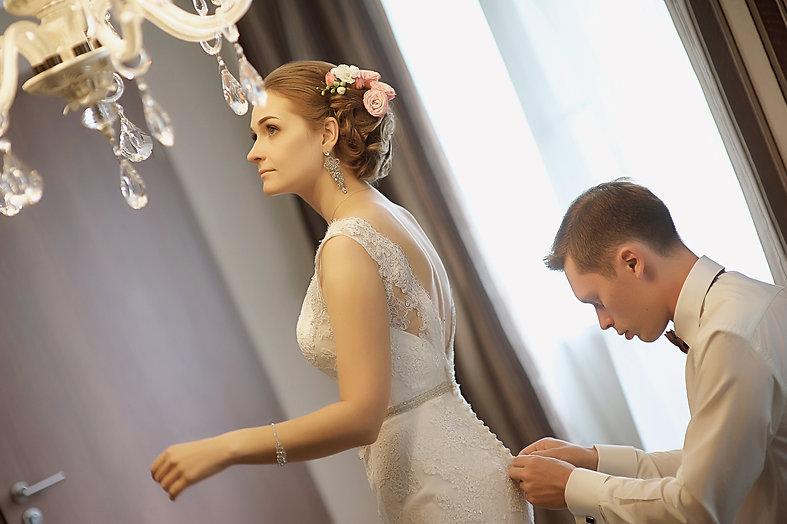 """Совместное утро жениха и невесты. Студия торжеств """"ДИНАСТИЯ"""""""