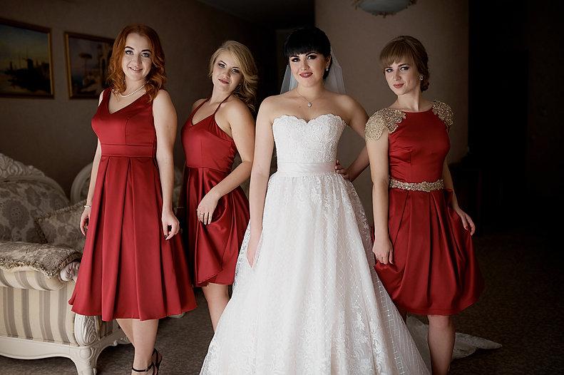 """Организация свадьбы. Красивая свадьба в Белгороде. Утро невесты. Студия торжеств """"ДИНАСТИЯ"""""""