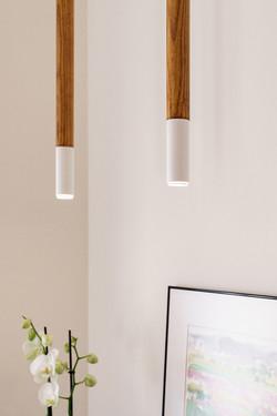 Detalle lámparas