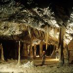 sortie speleologique lombrives colonnes.