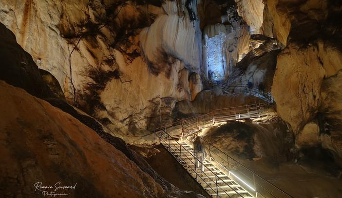 grotte de lombrives ariège