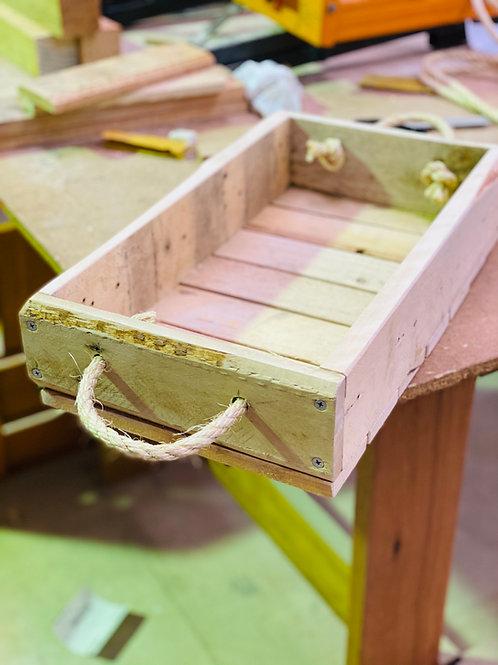 Reclaimed Timber Crates - Medium