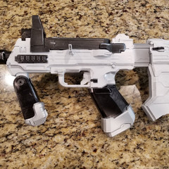 Halo 5 SMG