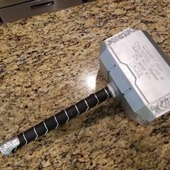 Thor's Little Hammer