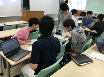 「教育ICTリサーチ」に授業を取りあげていただきました