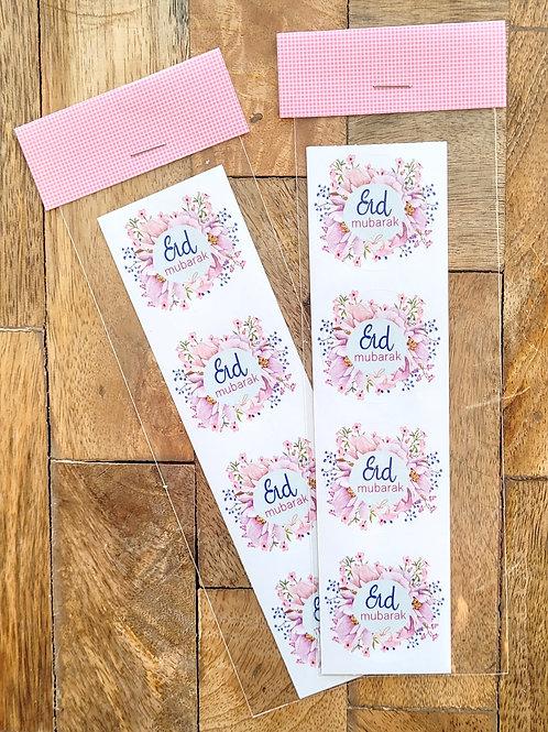 Floral Eid Sticker Pack