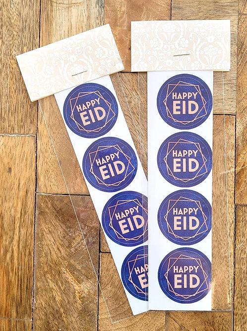 Blue Eid Sticker Pack