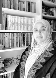 Author Farheen Khan