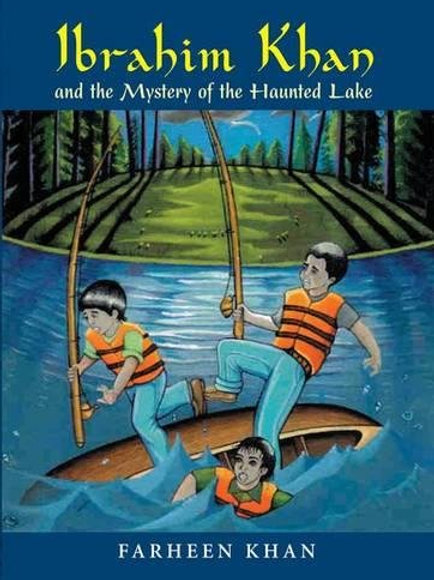 Mystery of the Haunted Lake