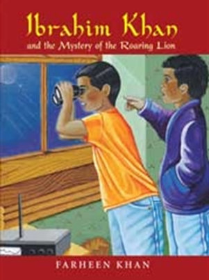 Mystery of the Roaring Lion