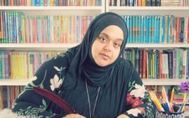 Children's author Farheen Khan