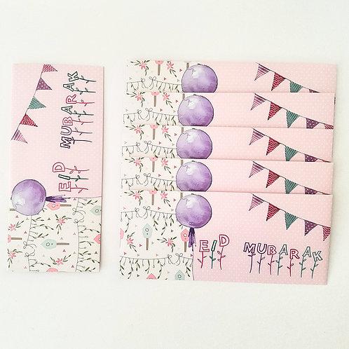 Blooming Eid Eidi Envelope
