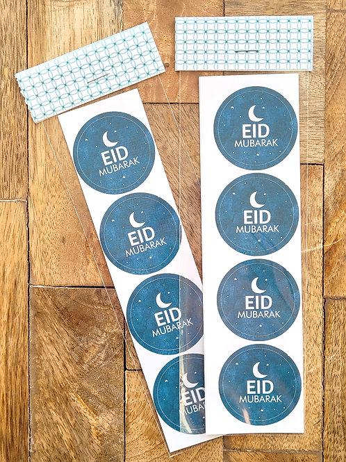 Moon Eid Sticker Pack