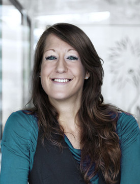 Portrait Karin Ricklin
