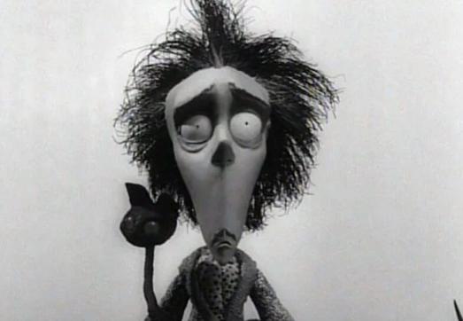 Vincent de Tim Burton (clic para abrir)