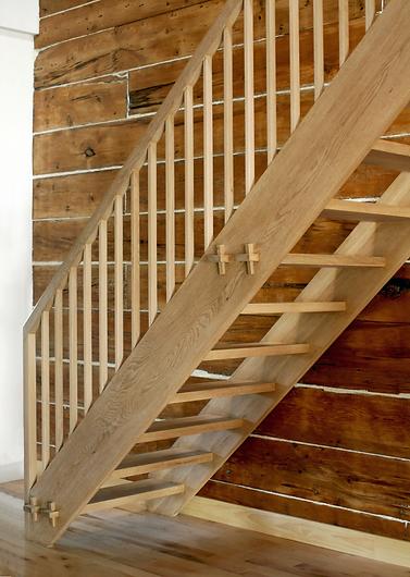 FG artisan | escalier : échelle de meunier