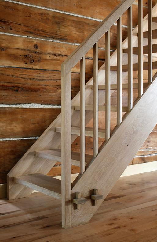 FG Artisan - Menuisier Ébéniste | Escalier : échelle de meunier