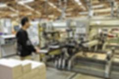 Ouvrier-manoeuvre - ébénisterie moderne et industrielle