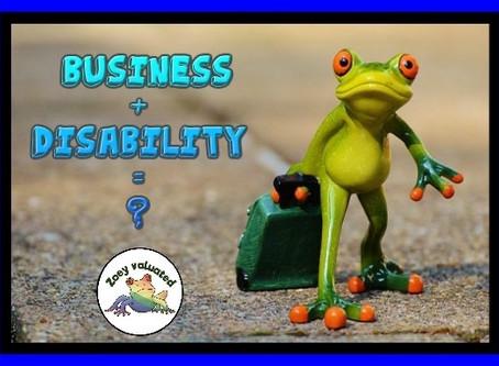 Business + Disability = ?