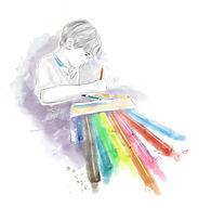 Ilustração digital | Boletim de avaliação [CAEd]