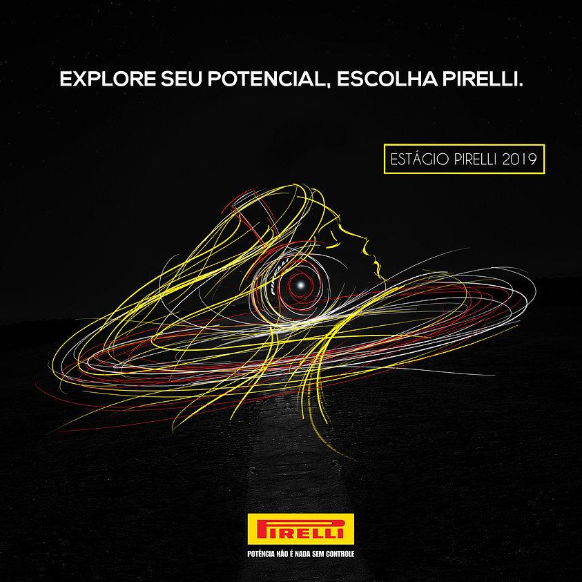 Peça HEADPHONE | Estágio Pirelli 2019 [Cliente Eureca/Pirelli]
