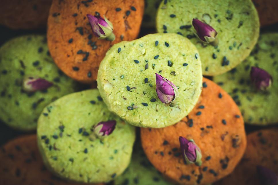 Micro Algae Cookies