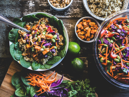 The Top 8 Reasons for Eating Plant Based Food