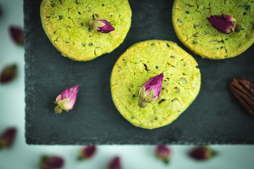 Euglena Algae Cookies